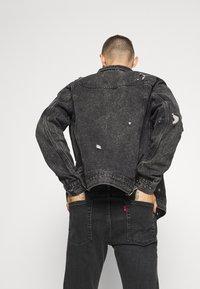 Redefined Rebel - BARNEY JACKET - Denim jacket - mid grey - 2