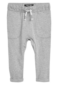Next - 3 PACK LIGHTWEIGHT JOGGERS - Tracksuit bottoms - black - 1