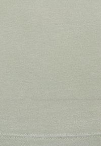 Marks & Spencer London - HIGH NECK TOP - T-shirt basic - green - 6