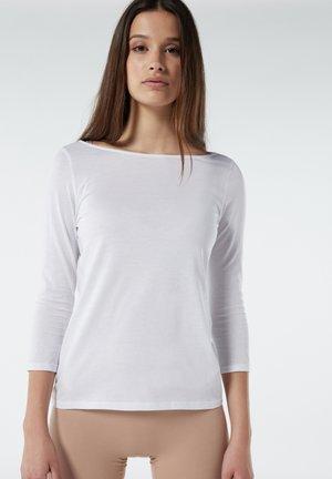 MIT U-BOOT - Pyjama top - bianco