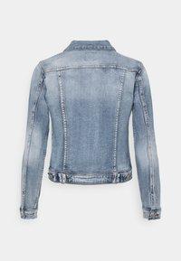VILA PETITE - VISHOW JACKET - Jeansjakke - medium blue denim - 1