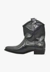 Fertini - Korte laarzen - analin black - 0