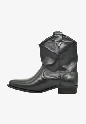 Korte laarzen - analin black