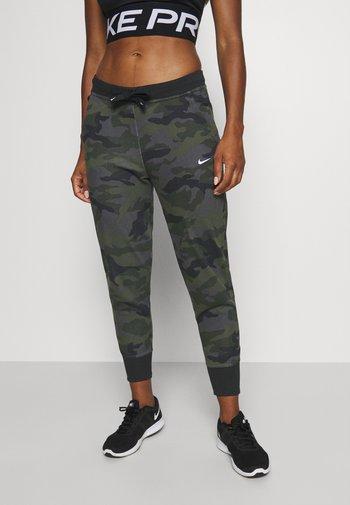 DRY GET FIT 7/8 - Pantalones deportivos - thunder grey