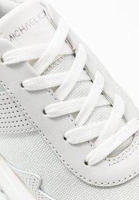 MICHAEL Michael Kors - MONROE TRAINER - Trainers - light slate - 2