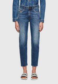 Diesel - Slim fit jeans - medium blue - 0
