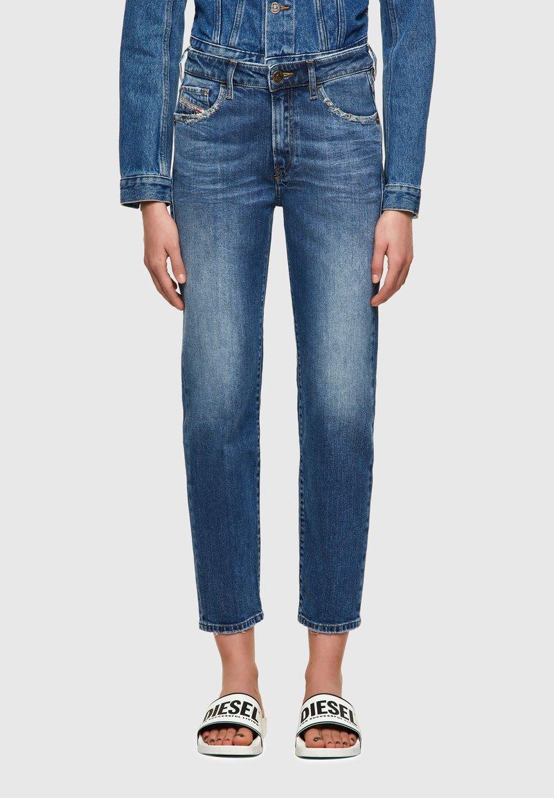 Diesel - Slim fit jeans - medium blue