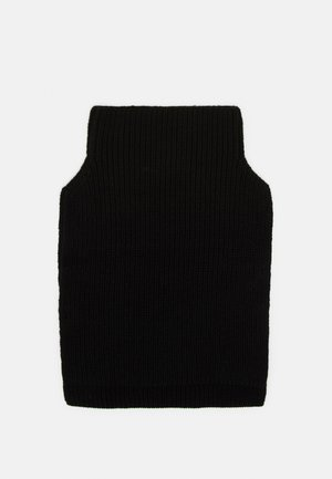 PULL NECKWARMER - Snood - black