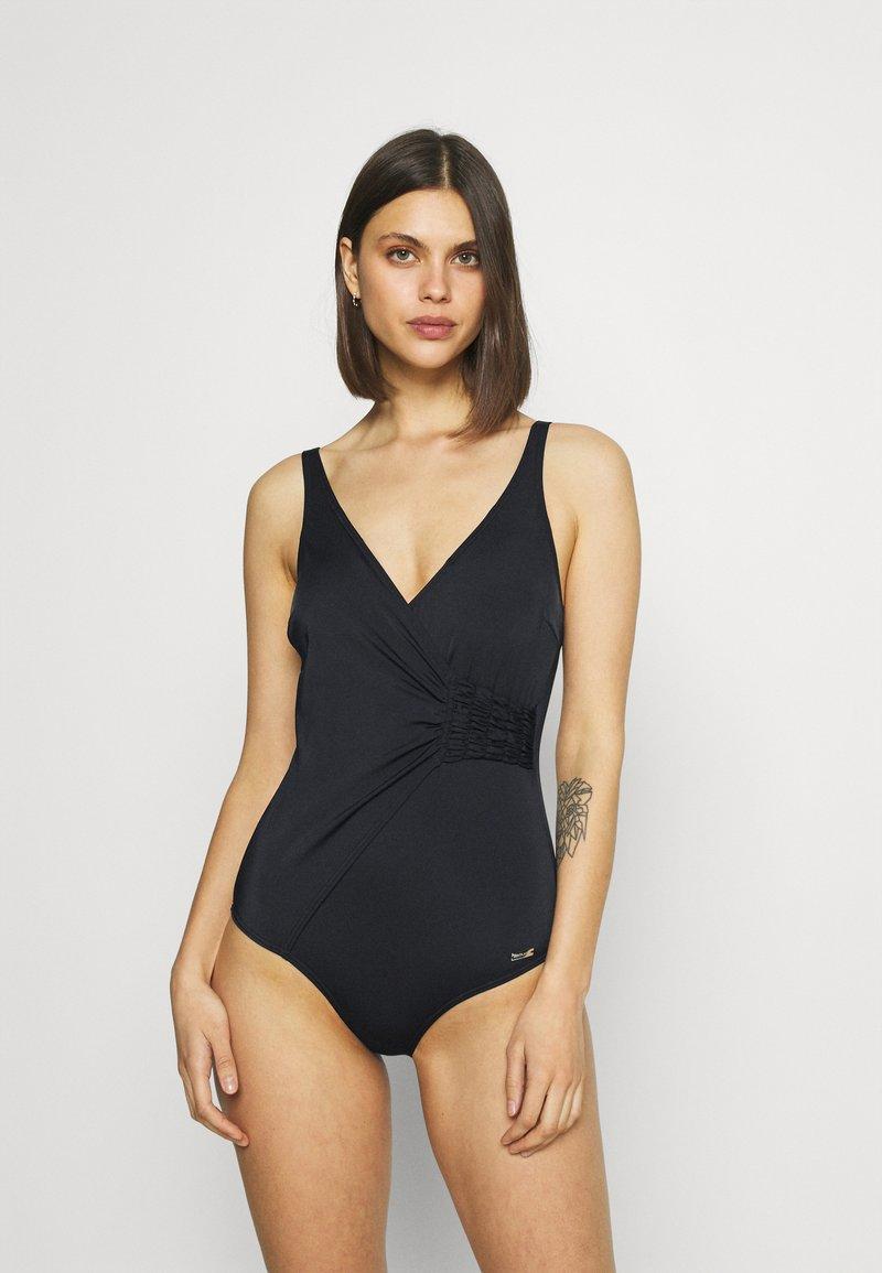 LASCANA - SWIMSUIT - Swimsuit - black