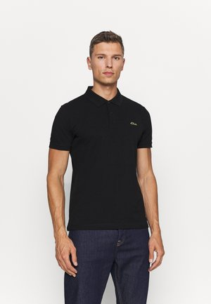 KURZARM - Polo shirt - black