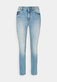 Versace Jeans Couture - JEANS - Jeans Skinny Fit - indigo - 6