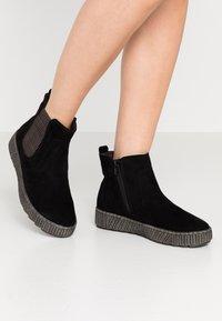 Jana - Ankle boots - black - 0
