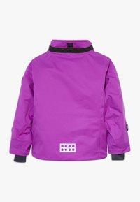 LEGO Wear - LWJODIE 700 - Laskettelutakki - purple - 2