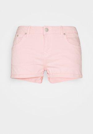 JUDIE - Shorts di jeans - coral blush wash
