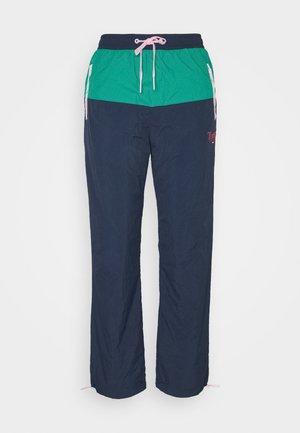 TRACKSUIT PANT - Pantalon de survêtement - twilight navy / multi