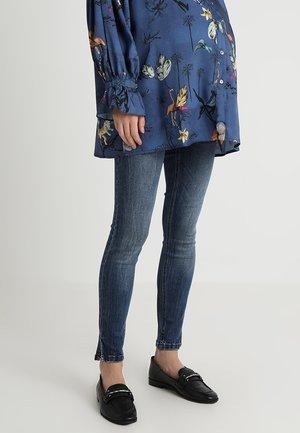 MLVILNIUS - Jeans slim fit - dark blue denim