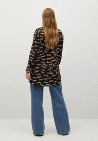 Violeta by Mango - MAON8 - Button-down blouse - black - 2