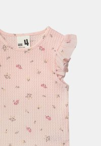 Cotton On - EMMA FLUTTER SHORT SLEEVE - Pyžamová sada - barely pink