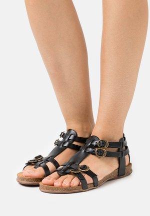 ANA - Sandals - noir