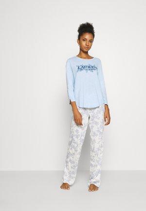 SET - Pyjama set - ivory