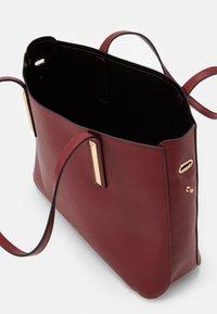 Anna Field - SET - Handbag - dark red - 2