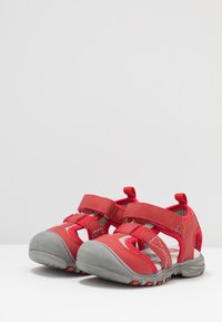 Pax - SALT UNISEX - Sandali da trekking - red - 3