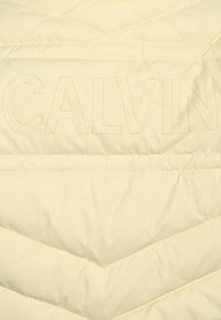 Calvin Klein Jeans - LIGHT - Untuvatakki - yellow - 3