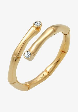 GLASS CRYSTAL - Bague - gold-coloured