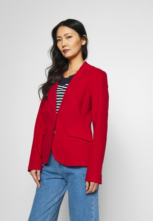 Blazer - dark red