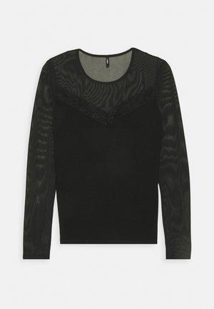 ONLQUINN  - Langærmede T-shirts - black