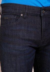 BOSS - MAINE - Straight leg jeans - navy - 5