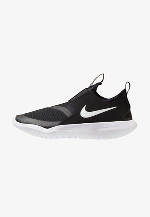 FLEX RUNNER UNISEX - Neutral running shoes - black/white