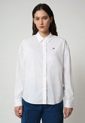 GIE - Skjorta - bright white