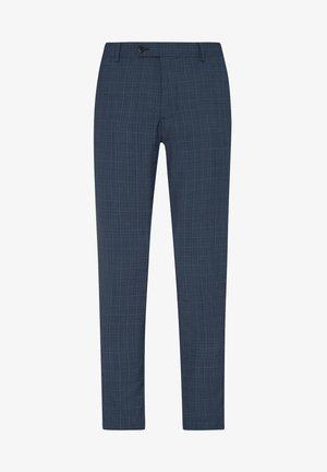 Bull w/o Split - Suit trousers - dark blue