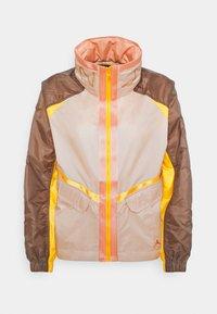Jordan - FUTURE - Summer jacket - particle beige/ironstone/red bronze - 0