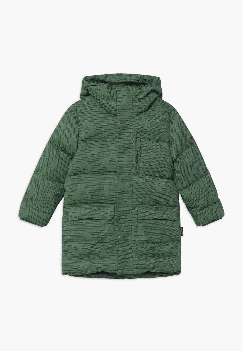 Gosoaky - TIGER EYE - Płaszcz zimowy - green bay