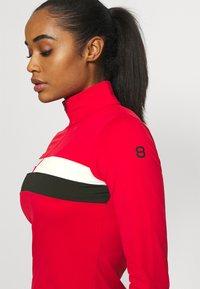8848 Altitude - LEXIE - Fleece jumper - red - 4