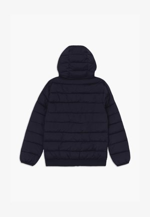 HOODED - Light jacket - blue