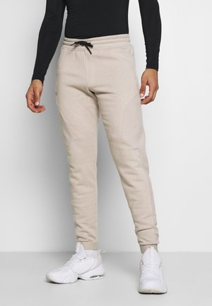 Tracksuit bottoms - highland buff/black