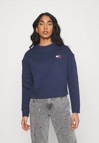 Tommy Jeans - Sweatshirt - twilight navy - 0