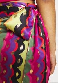 Never Fully Dressed - SUMMER RAINBOW JASPRE - Wrap skirt - multi - 7