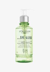 L'OCCITANE - 3-IN-1-MICELLAR WATER - Makeup remover - - - 0