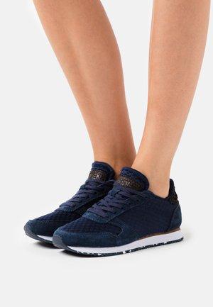 YDUN SUEDE MESH II - Sneaker low - navy