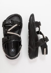 MOA - Master of Arts - Wedge sandals - black - 3