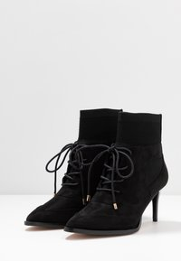 River Island - Lace-up ankle boots - black - 4