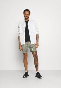 Redefined Rebel - ELIAN - Shorts - thyme - 1