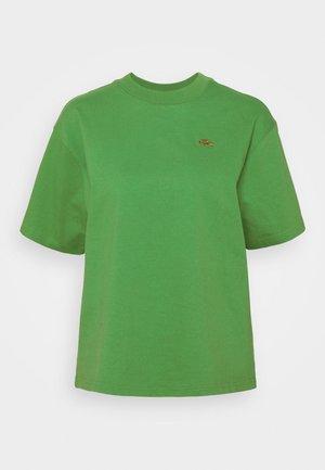 Print T-shirt - chervil