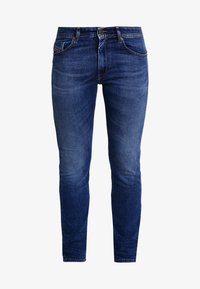 Diesel - THOMMER-X - Slim fit jeans - 0095T01 - 4