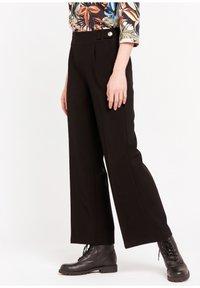 LolaLiza - P-MONALY - Trousers - black - 3