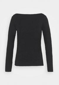 Zign - Long sleeved top - black - 5
